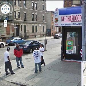 bodega crime google maps drug bust