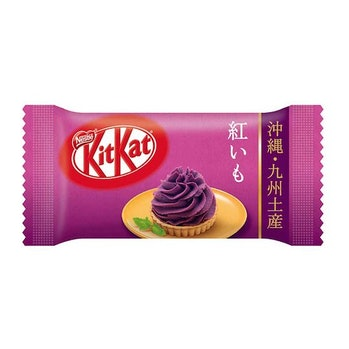 Kit Kat Mini Okinawan Purple Sweet Potato