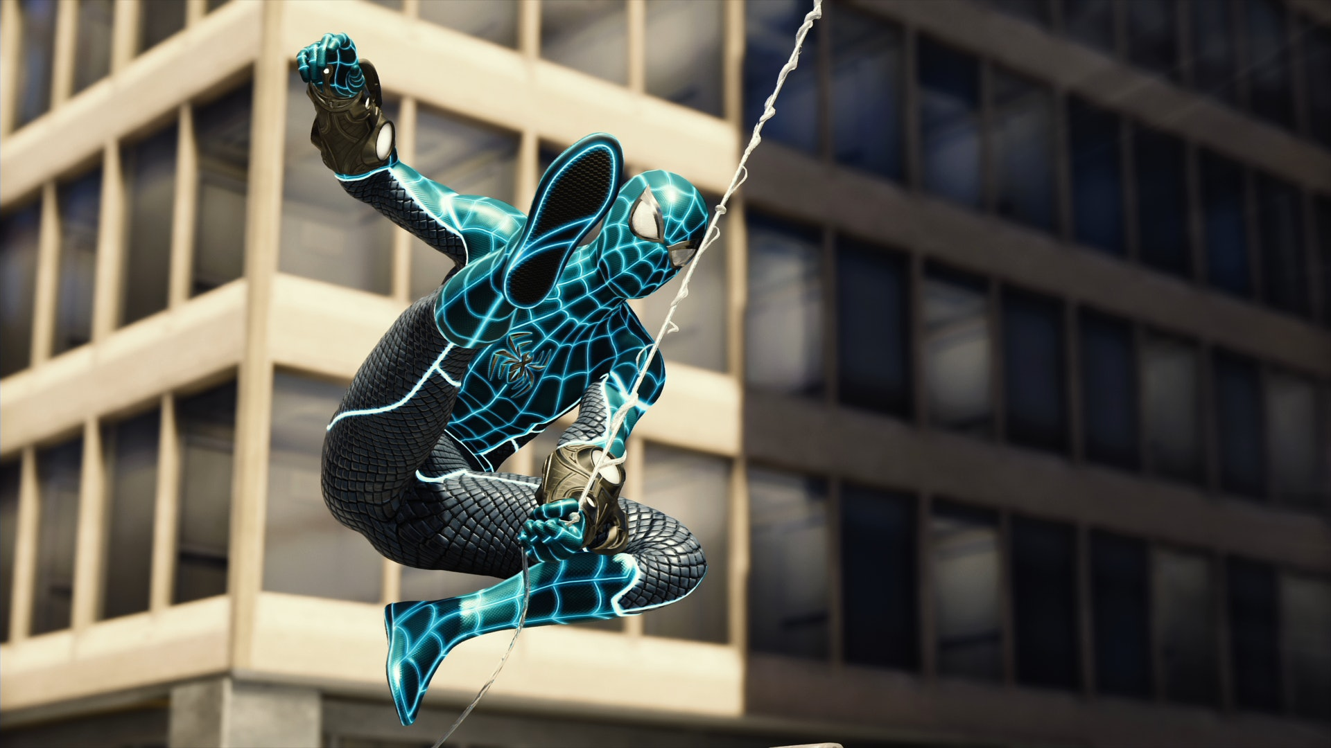 'Spider-Man' PS4 Fear Itself Suit