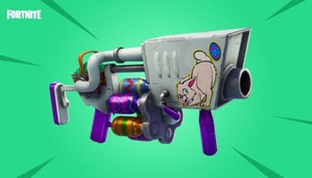 Fortnite Egg Launcher