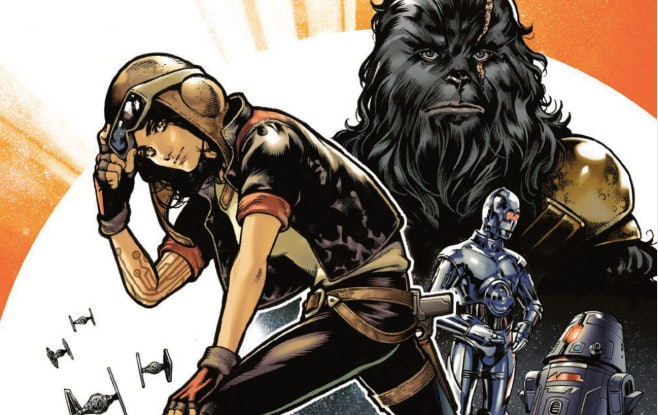 doctor aphra star wars disney plus