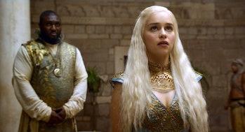 Daenerys in 'Game of Thrones' Season 2