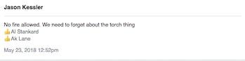 Jason Kessler on leaked Facebook chats.
