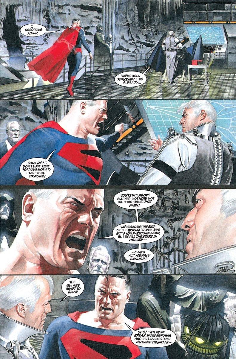 Crisis on Infinite Earths Arrowverse