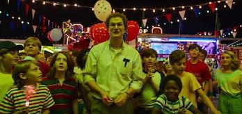 Alexei (Alec Utgoff) at the Hawkins Funfair in Stranger Things Season 3