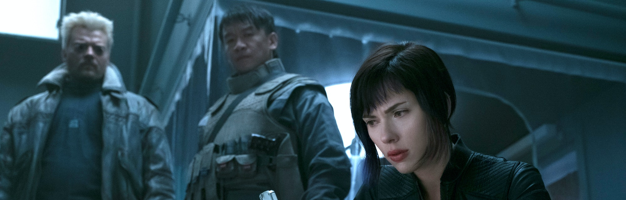 Don T Rule Out A Sequel Ghost In The Shell 2 Could Happen