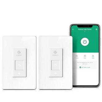 Etekcity Wi-Fi Inwall Switch With Timer