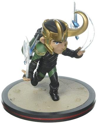 Quantum Mechanix Marvel Thor Ragnarok: Loki Q-Fig Figure