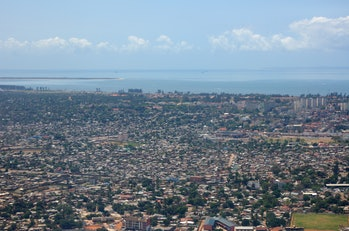 Labyrinthine Chamanculo Maputo