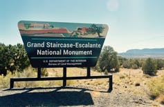 Almost 2 million acres, about a third of 1 percent of federal land, were included in the monument.