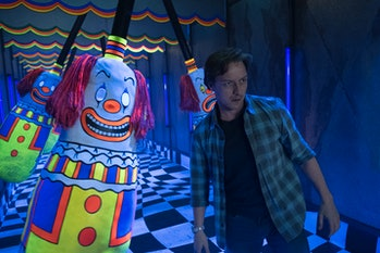 James McAvoy It Chapter Two
