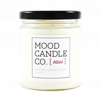 Mood Candle Co. Natural Soy Candle