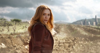 'Infinity War' Scarlet Witch