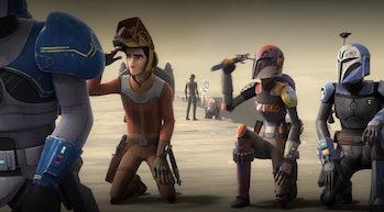 """Heroes of Mandalore"" in 'Rebels'"