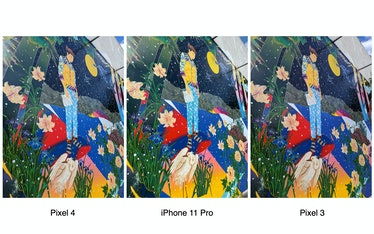 Pixel 4 vs. iPhone 11 Pro vs. Pixel 3 camera comparison