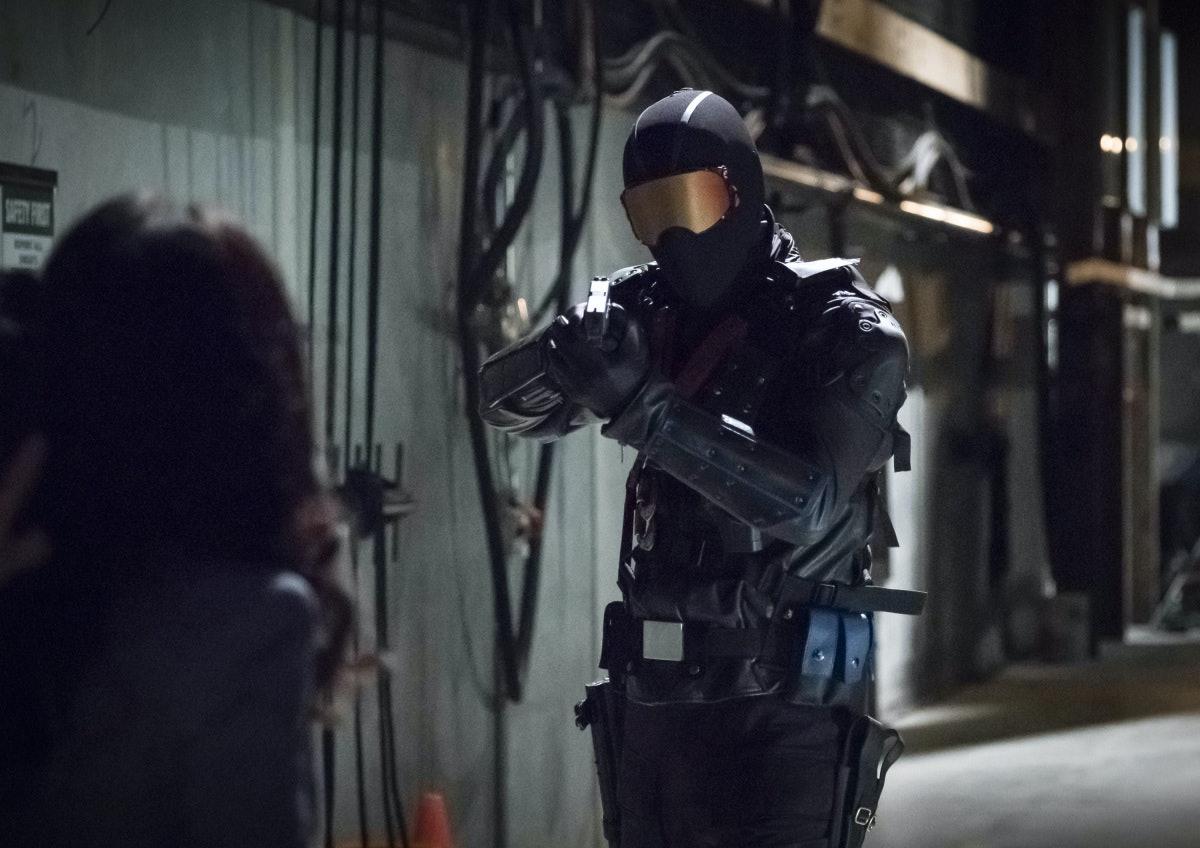 Vigilante Arrow