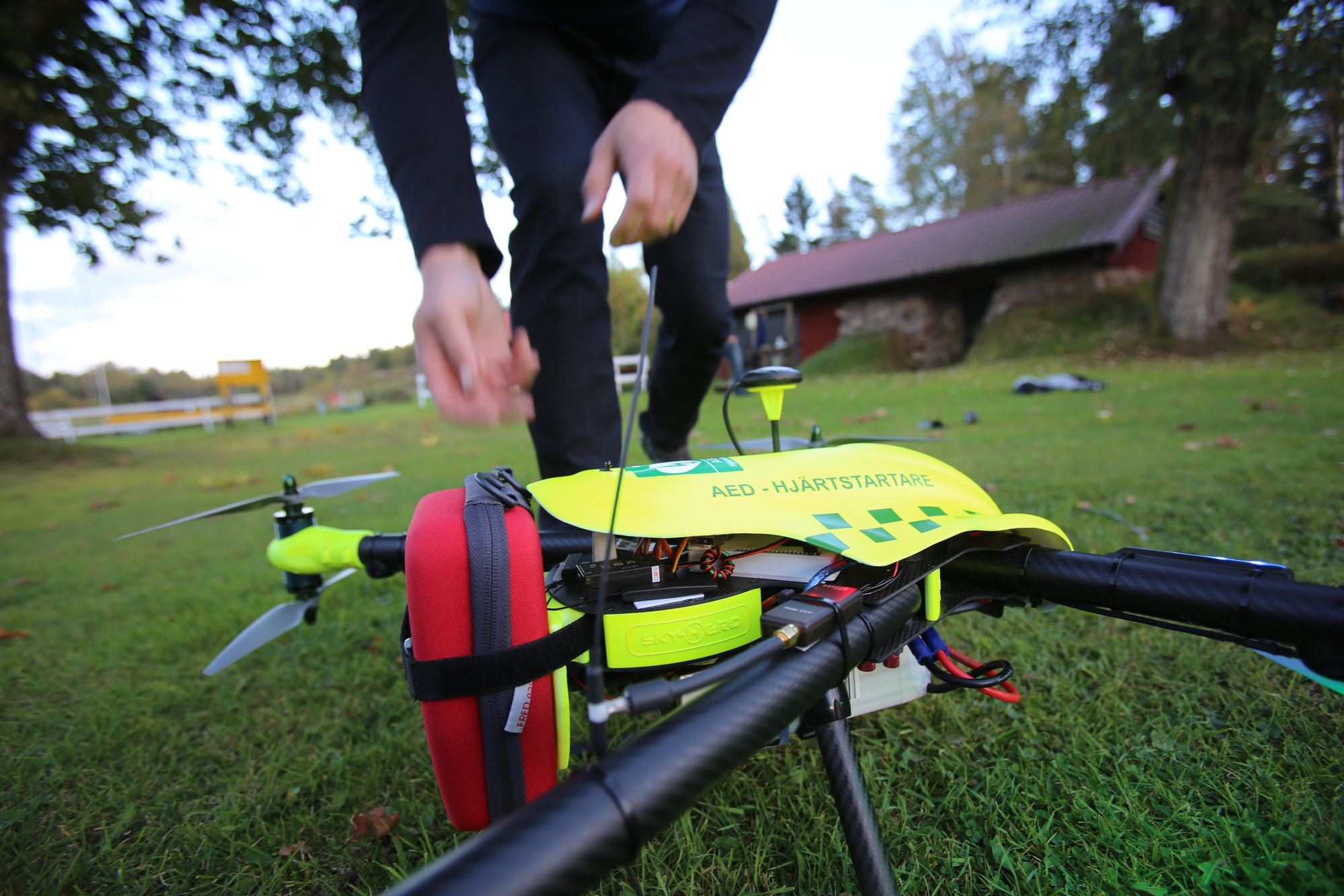 drone aed