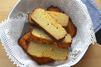 FODMAP bread