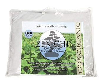 Zen Chi Buckwheat Pillow