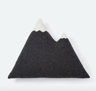 Three Bad Seeds Mountain Pillow