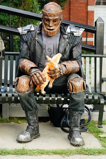 Brendan Fraser Doom Patrol