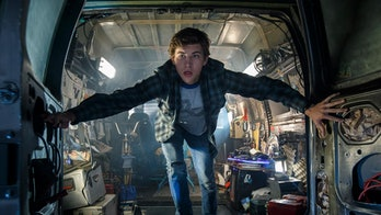 Tye Sheridan plays Wade Watts in 'Ready Player One'.