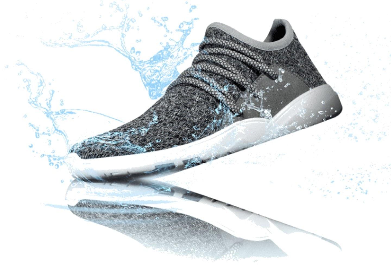 Vessi's High-Tech Waterproof Sneakers