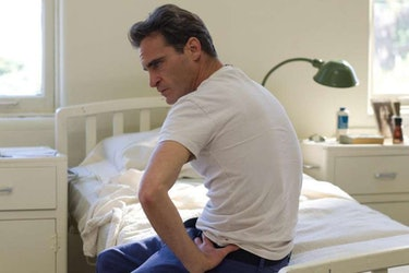 Joaquin Phoenix in 'The Master'
