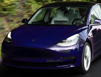 The tweaked Model Y.