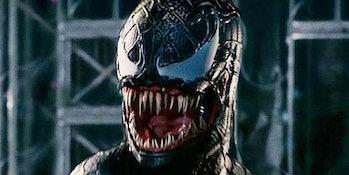 Venom from 'Spider-Man 3' (2007).
