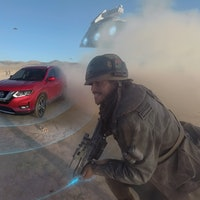Nissan's 'Star Wars' Virtual Reality Experience Is Amazing
