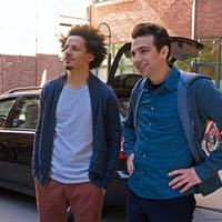 FXX's 'Man Seeking Woman' Morphs Into '3 Men and a Baby' Minus Danson