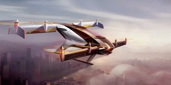 Airbus hopes to test its Vahana prototype sometime later this year.