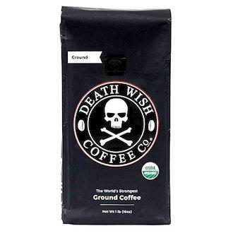 Death Wish Ground Coffee, The World's Strongest Coffee