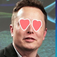 Elon Musk and Grimes Fan Fiction is Here, and It's Worse Than We Thought