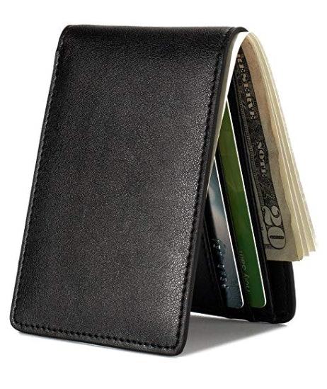 HISSIMO Slim Wallet