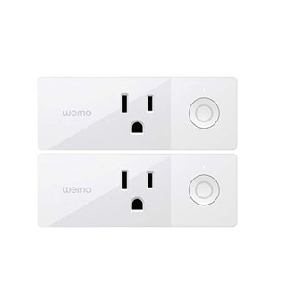 WeMo Smart Plug In Light and Appliance Control