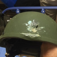 This Kevlar Helmet Saved an Orlando Police Officer at Pulse Nightclub