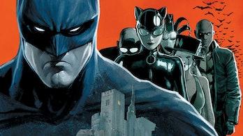 Batman Tom King