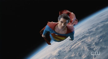 Superman Brandon Routh Crisis on Infinite Earths