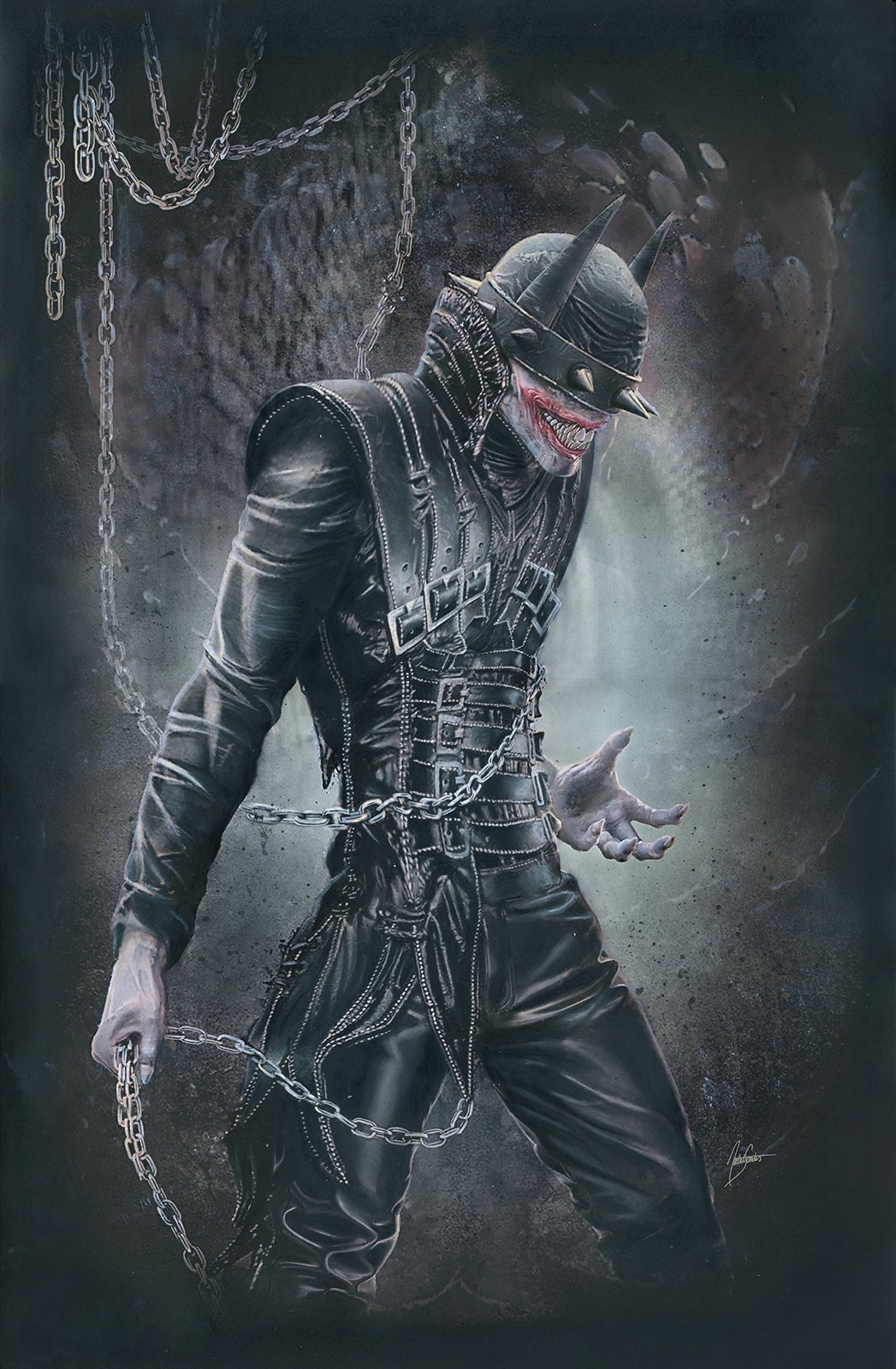 Batman Who Laughs 1 Spoilers How It Sets Up The Dcu Through 2020
