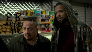 Luke Cage Netflix Method Man
