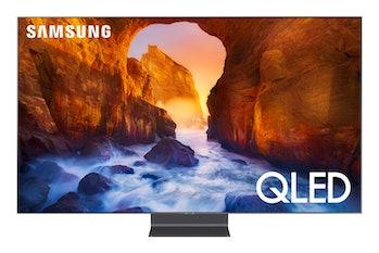 Samsung QN65Q90RAFXZA Flat 65'' QLED 4K Q90 Series