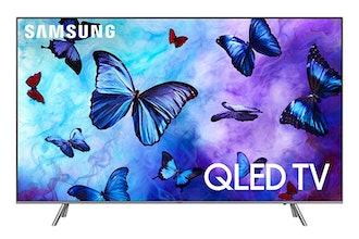 "Samsung  Flat 55"" 4K UHD 6 Series Smart TV"