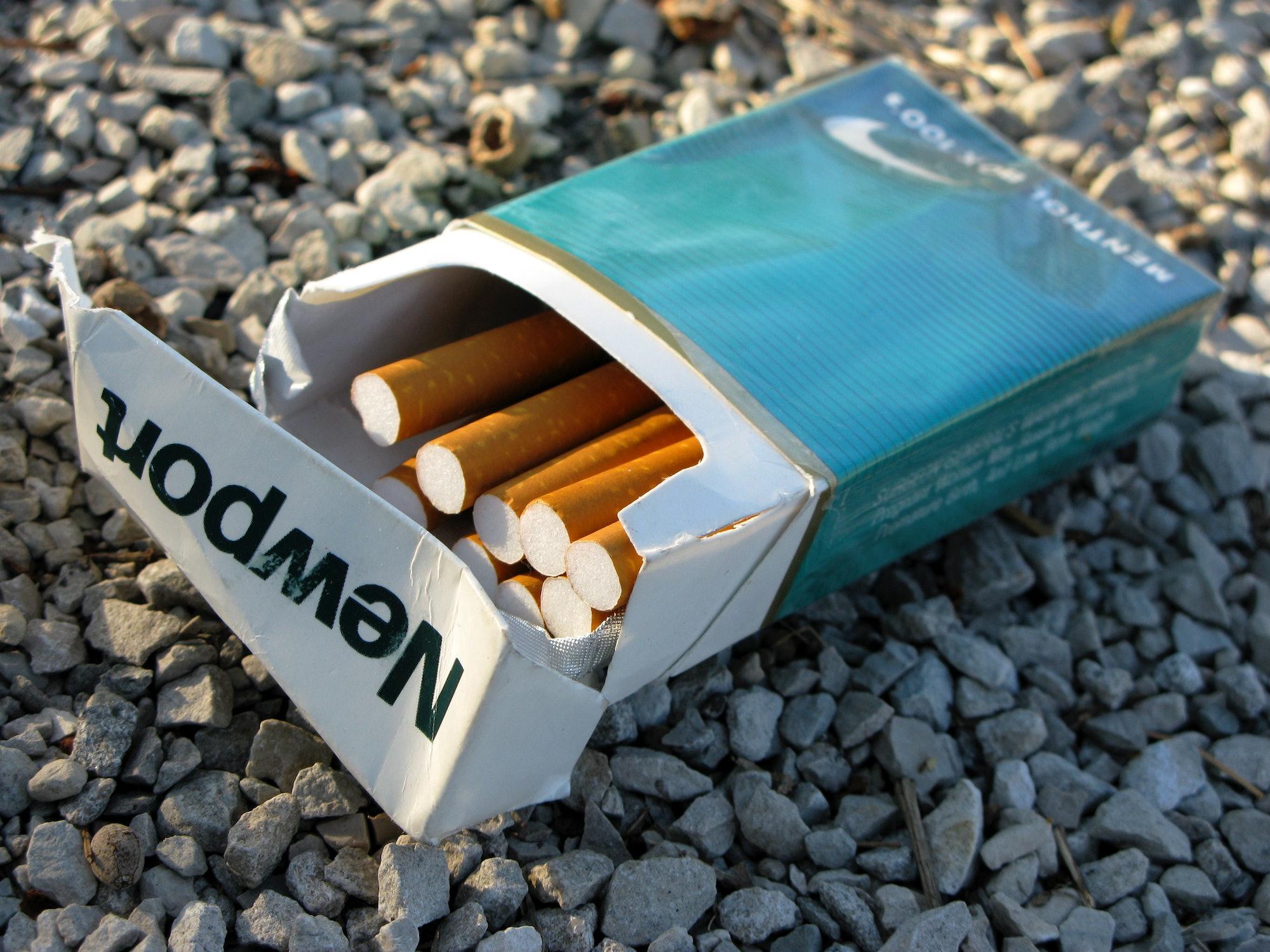 Smoking Litter