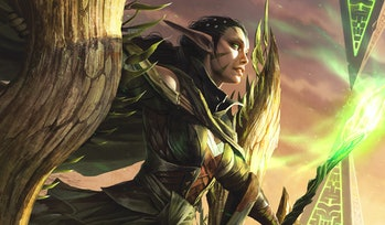 magic the gathering nissa revane
