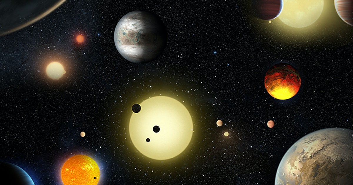 Life in the cosmos may depend on 4 key ingredients