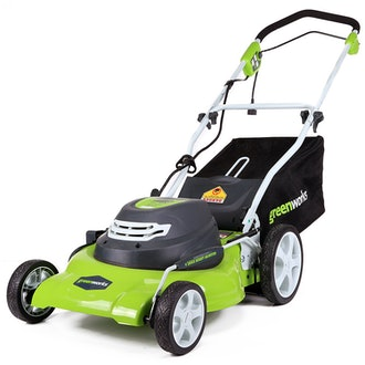 GreenWorks 2-inch Corded Electric Lawn Mower
