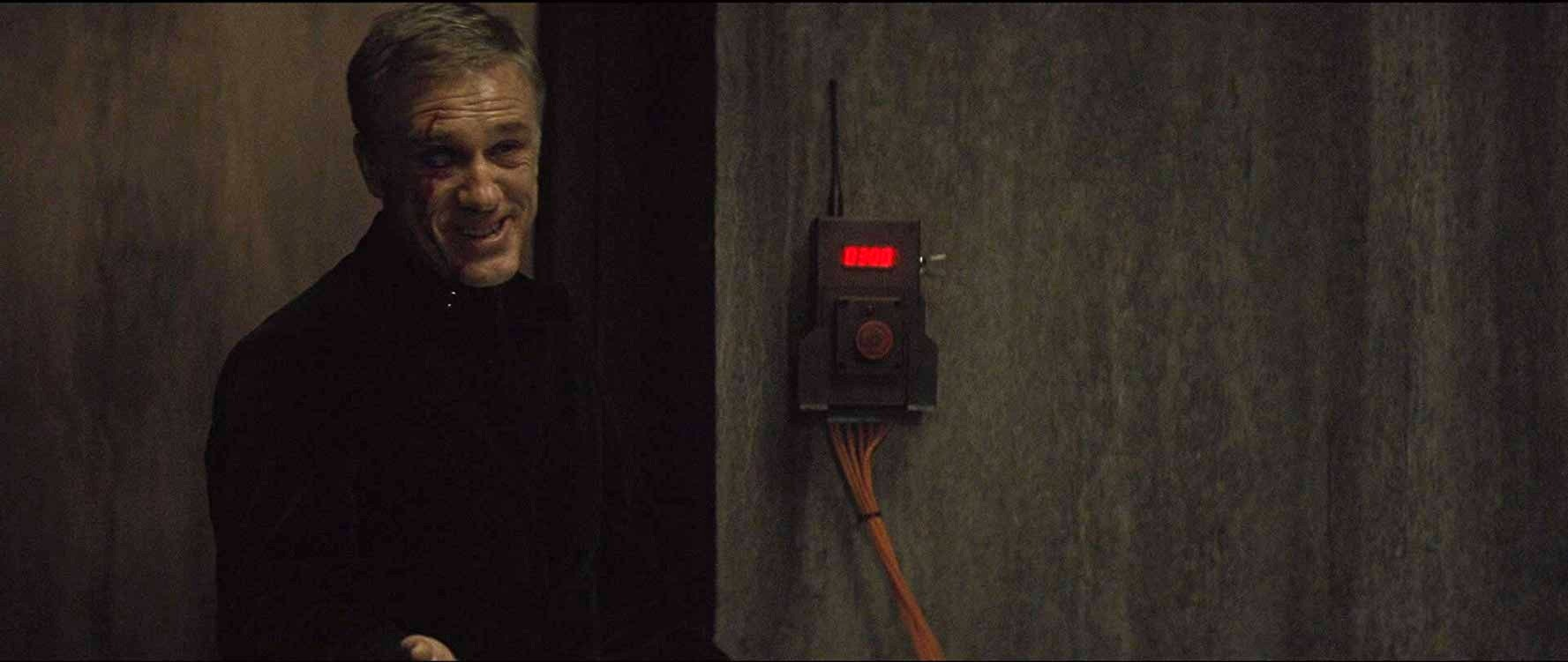 Blofeld (Christoph Waltz) is up to no good in 'Spectre'