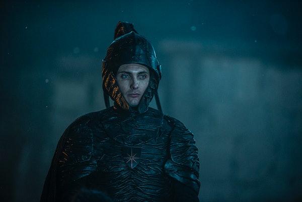 Eamon Farren as Cahir on Netflix's 'The Witcher'